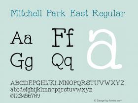 Mitchell Park East