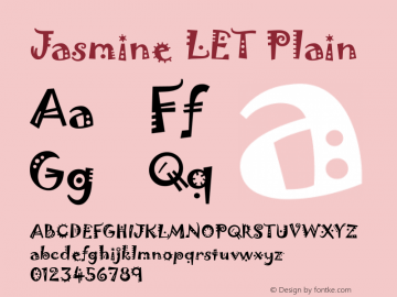Jasmine LET