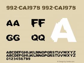 992-CAI978