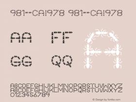 981-CAI978