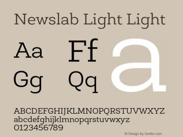 Newslab Light