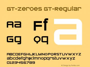 GT-Zeroes
