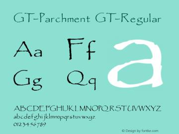 GT-Parchment
