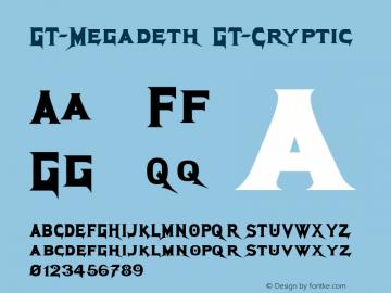 GT-Megadeth