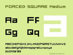 FORCED SQUARE