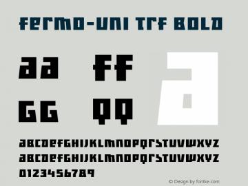 Fermo-Uni TRF