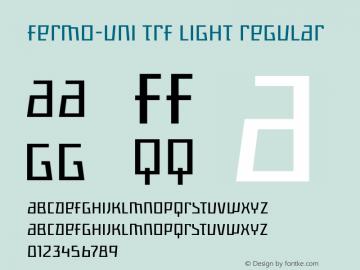 Fermo-Uni TRF Light
