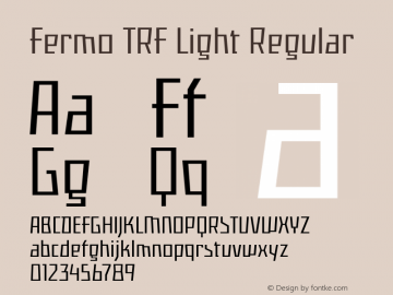 Fermo TRF Light