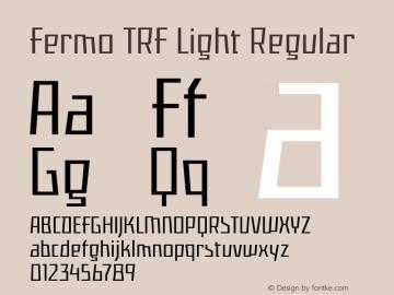 Fermo TRF Light