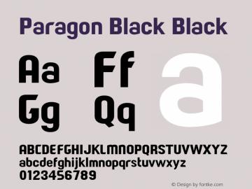 Paragon Black