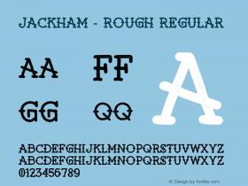 Jackham - Rough