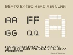 Beato ExtBd Head