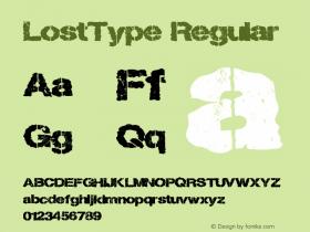 LostType