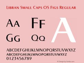 Libran Small Caps OS Figs