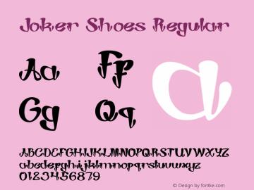 Joker Shoes