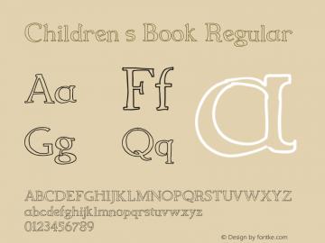 Children s Book