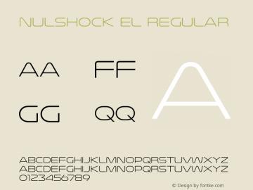 Nulshock El