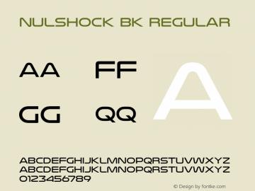 Nulshock Bk
