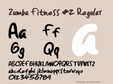 Zumba Fitness #2