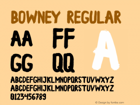 Bowney