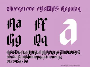 zilverstone eYe/FS