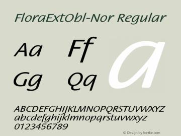 FloraExtObl-Nor