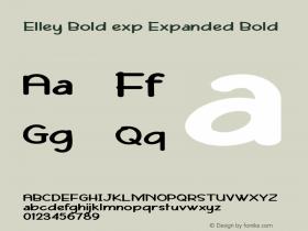 Elley Bold exp