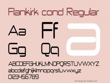 Flankirk cond