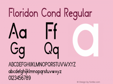 Floridon Cond