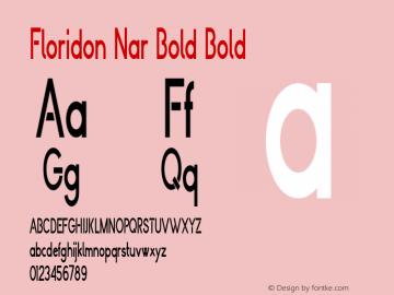 Floridon Nar Bold