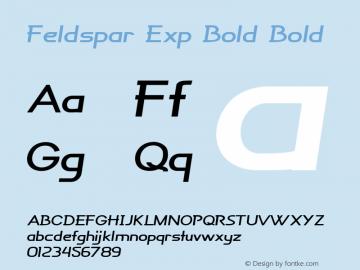 Feldspar Exp Bold