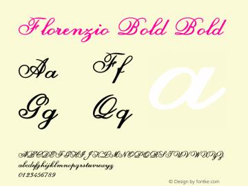 Florenzio Bold