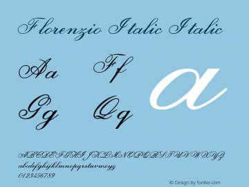 Florenzio Italic