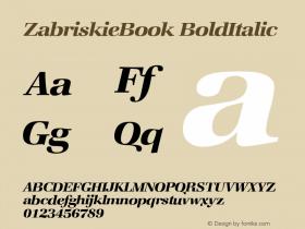 ZabriskieBook