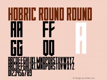 Hobric Round