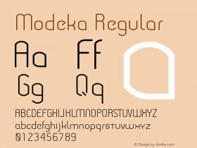 Modeka