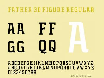 Father 3D Figure