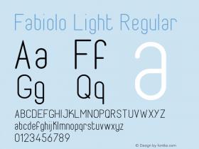 Fabiolo Light