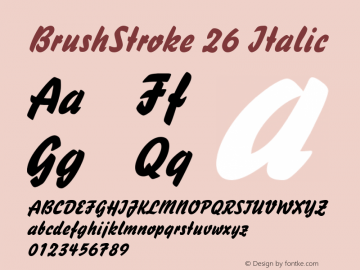 BrushStroke 26