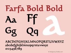 Farfa-Bold