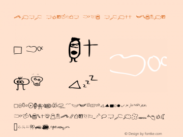 just symbols and stuff