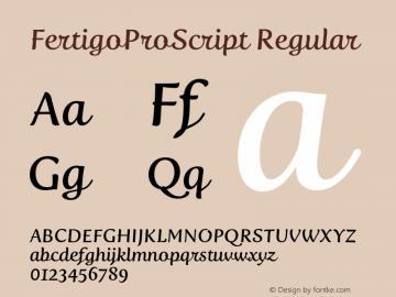 FertigoProScript