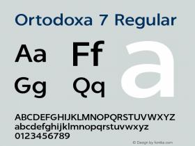 Ortodoxa 7