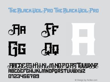 The Black Veil Pro