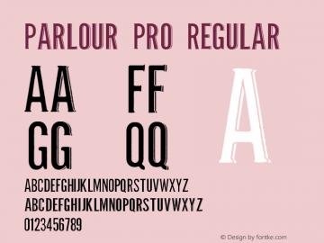 Parlour Pro