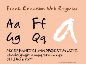 Frank Reaction Web