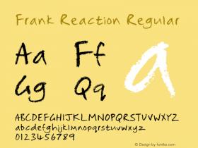 Frank Reaction