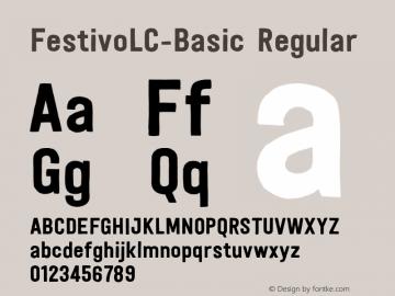 FestivoLC-Basic