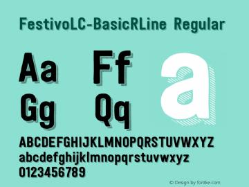 FestivoLC-BasicRLine
