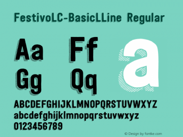 FestivoLC-BasicLLine